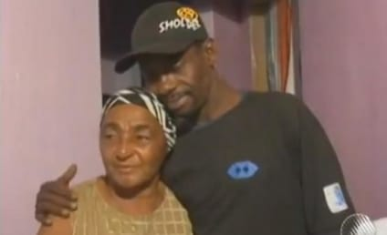 Man Alive at Own Funeral, Surprises Mom