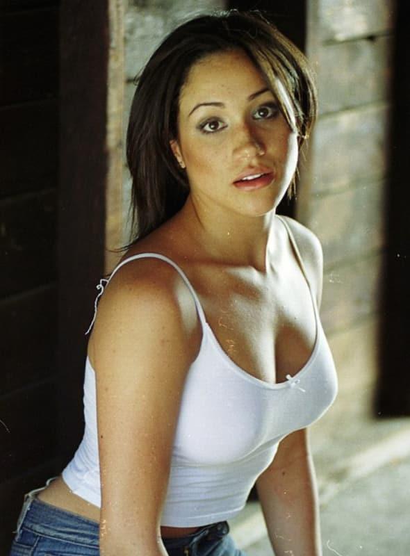 Meghan at age 22