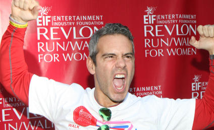 Andy Cohen Joins Tinder, Seeks Love Connection