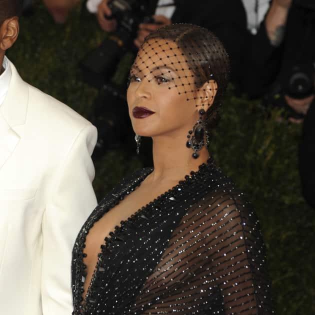 Beyonce in Black