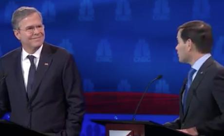 Marco Rubio Ends Jeb Bush Presidential Campaign in 60 Seconds