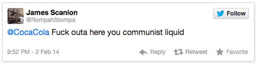 Communist Coca-Cola