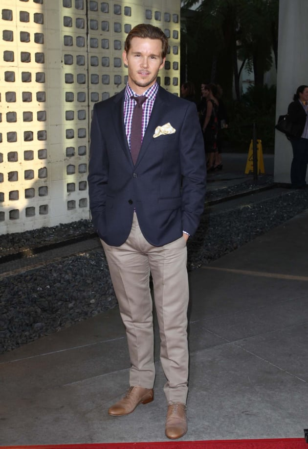 Ryan Kwanten On The Red Carpet - The Hollywood Gossip-2781