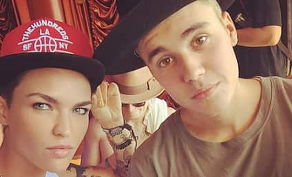 Justin Bieber and Ruby Rose: Totally Twinning in New Lookalike Photo