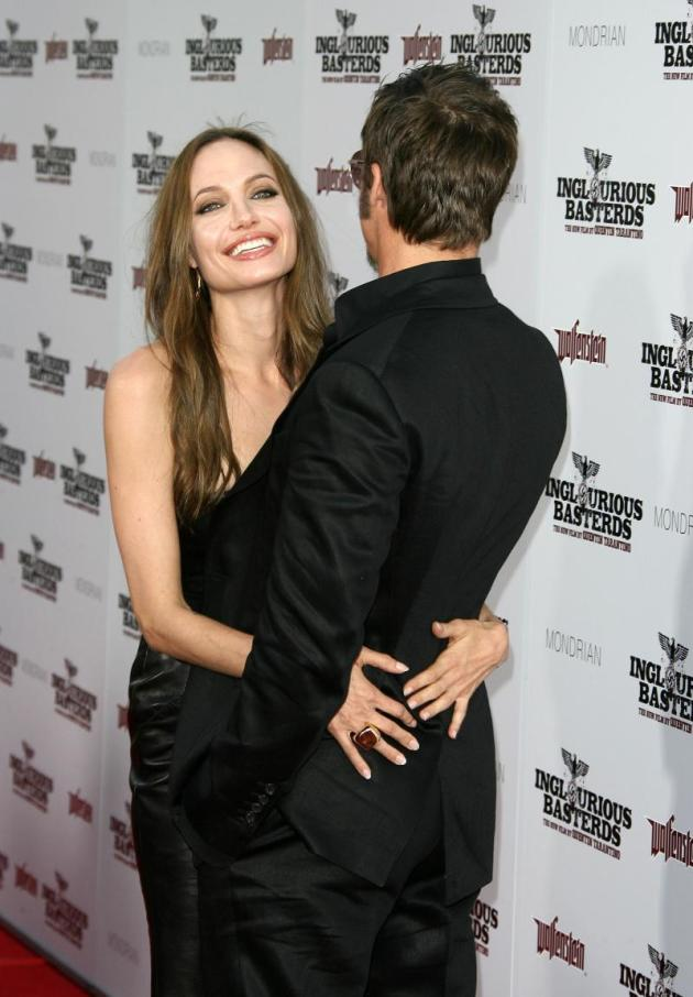Inglourious Basterds Premiere Pic
