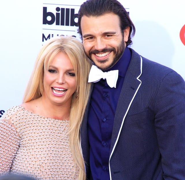 Charlie Ebersol Britney Spears