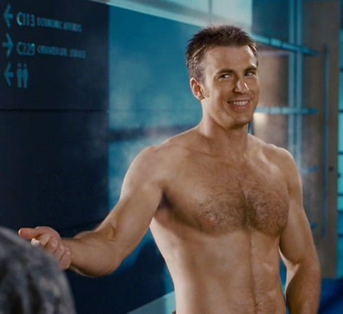 Chris Evans as