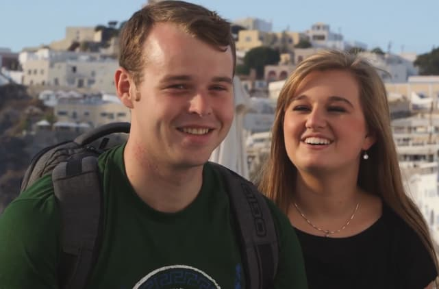 Joseph duggar and kendra caldwell honeymoon interview