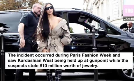 Kim Kardashian Robbery: Arrests Have Been Made!