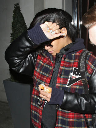Rihanna Emerges