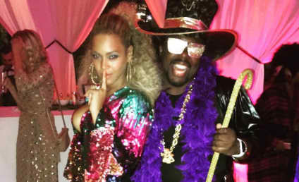 Beyoncé Has Huge Birthday Bash: See the Pics!