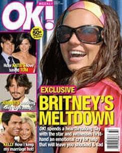Britney Spears: OK! Magazine