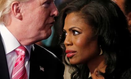 Omarosa Releases Tape of Her Firing... from The Situation Room!