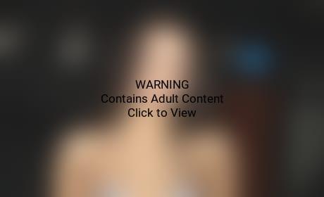 Belle Knox Topless