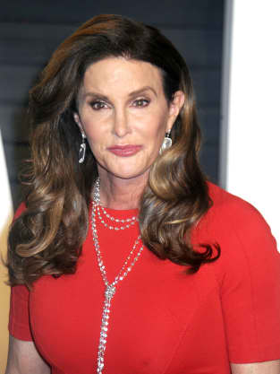 Caitlyn Jenner at Oscars Party
