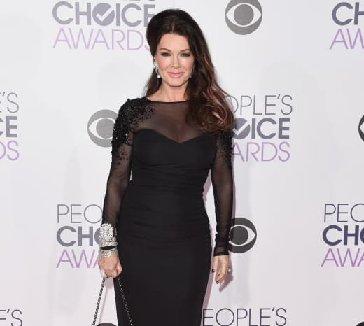 Lisa Vanderpump at People's Choice Awards