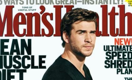 Liam Hemsworth: Infected with Krispy Kreme Fever!