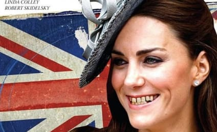 Kate Middleton Cover Depicts Duchess With Rotting, Yellow Teeth