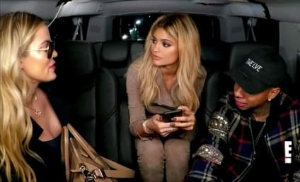 Khloe Kardashian: Proposes Threesome with Kylie & Tyga? DOH!