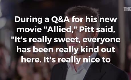 Brad Pitt: Not a Child Abuser!