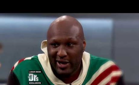 Lamar Odom: My Overdose Was a Suicide Attempt!