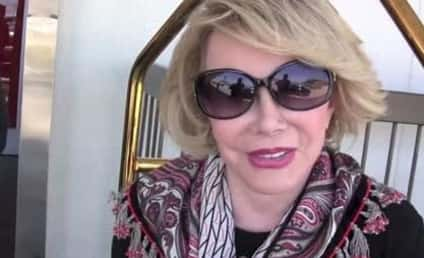 Kristen Stewart Threatens to Sue Joan Rivers; Comedian Responds With Epic Burns!