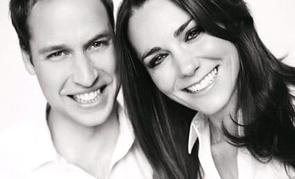 Prince William and Kate Middleton: The Wedding Program Portrait!