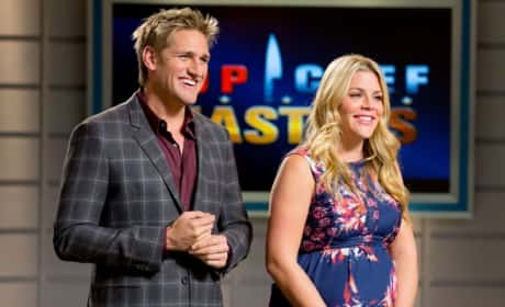 Busy Philipps on Top Chef Masters