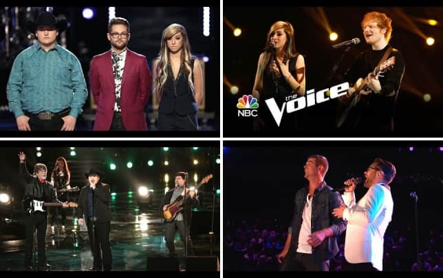 Who won the voice