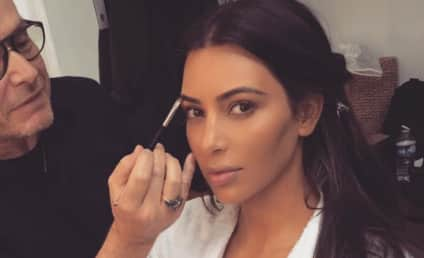 Kim Kardashian Shares Adorable Close-Up of Saint West