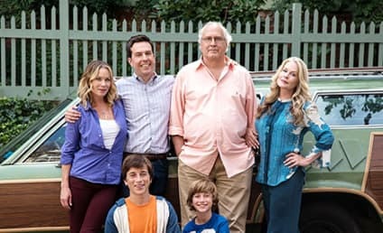 National Lampoon's Vacation Photo: The Griswolds Are Back!!