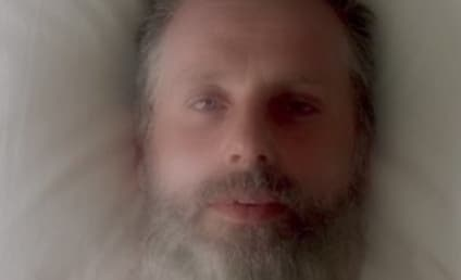 The Walking Dead Trailer: WTH is Going on with Rick?!?