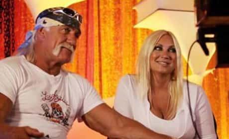 Hulk and Linda Hogan Photo