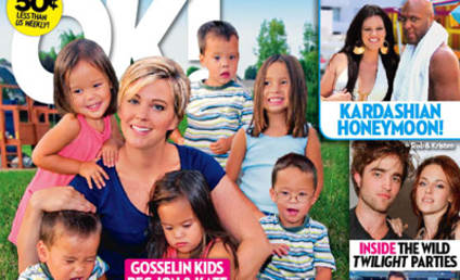 Kate Gosselin: The Kids Hate This Crap