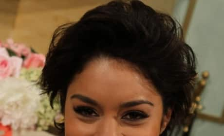 What's Vanessa Hudgens' best hair?