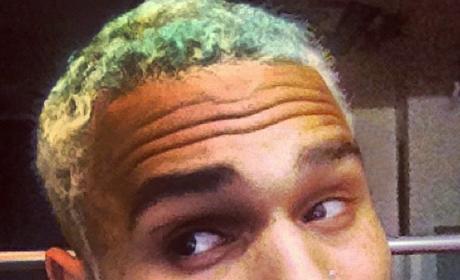 Chris Brown: Huh?