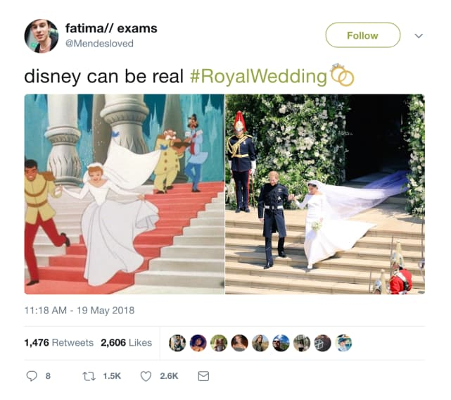 A real fairytale
