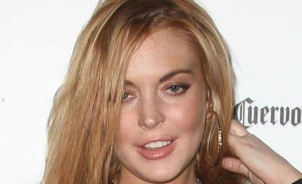 Lindsay Lohan Claims BRAKES FAILED, Caused Crash