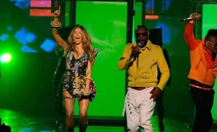 The Black Eyed Peas' American Music Awards Performance Welcomes Us to the Future