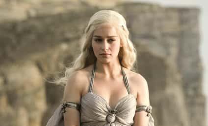 Emilia Clarke Talks Game of Thrones Predictions: Daenerys Would Kick Jon Snow's Ass!
