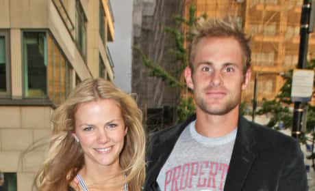 Andy Roddick, Brooklyn Decker Pic