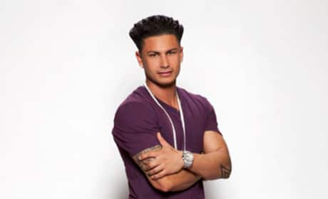 Pauly D of Jersey Shore