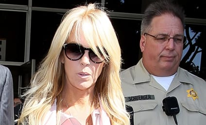 Dina Lohan to Go Dancing With the Stars?