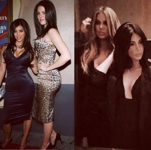 Khloe Kardashian Shares a 2007 Flashback Photo