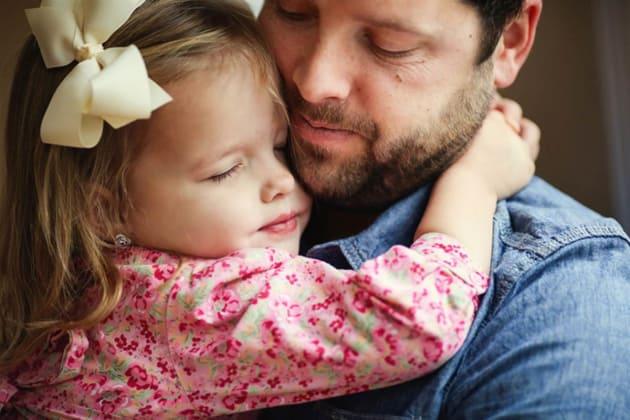 Ben Nunery and Daughter Olivia