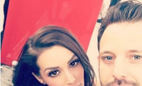 Scheana Shay and Robert Valletta
