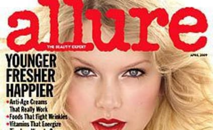 Stop! Do Not Think About Taylor Swift Naked!