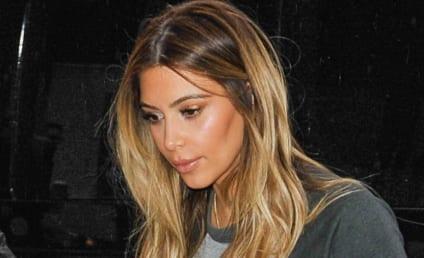 Kim Kardashian Strolls With North West, Has Second Best Day Ever