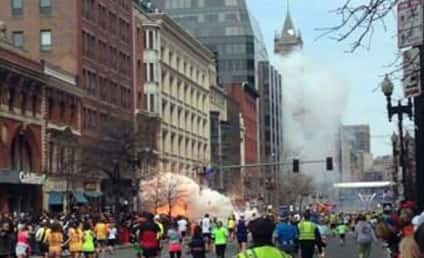 Boston Bombing Suspects: Photos of Two Men Near Finish Line Circulated By Investigators