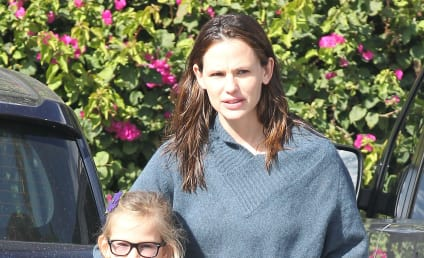 Jennifer Garner Named Celebrity Mom of the Year